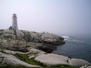 Light House, Peggy's Cove, Nova Scotia